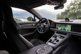 porsche interior 2016 2017 porsche panamera turbo interior view 02 motor trend