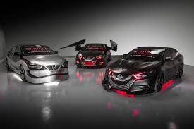 nissan small sports car los angeles motor show 2017 nissan unveils six star wars themed