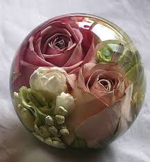 wedding flowers paperweight your wedding flowers made into a keepsake paperweight by the
