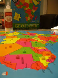 World Map Puzzles by Montessori Messy Geography On The Cheap Part 2