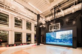 Home Design Store Soho by Nike Brings Innovative Nike Basketball Trial Zone To New Soho