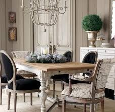French Country Dining Room Sets Amusing French Country Dining Table Wisteria At Tables The
