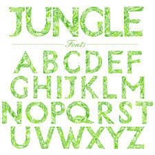 fruitful fonts for the organic marketplace u2014 bigstock blog