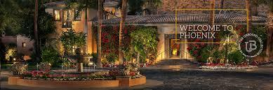 phoenix resort near camelback mountain royal palms resort and