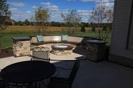 Diy Concrete Patio Concrete Patio Benches Concrete Patio Furniture Pictures On