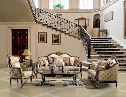 Classical Living Room Furniture Living Room Luxurious Traditional Style Formal Living Room