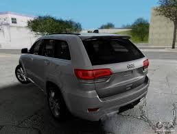 jeep grand cherokee limited jeep grand cherokee limited for gta san andreas