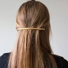 hair barrette sylvain le hen gold hair barrette garmentory