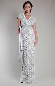 long cream maternity dress naf dresses