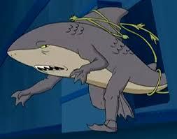 shark creature scooby doo legend vampire