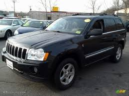 black jeep grand cherokee 2005 black jeep grand cherokee limited 4x4 79371753 gtcarlot