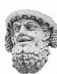 god dionysus greek dyonys dionysus lat bacchus u2014 foto stock