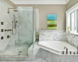corner garden tub bathroom designs ideas corner garden tub