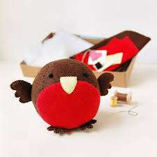 make your own robin craft kit craft kits and craft