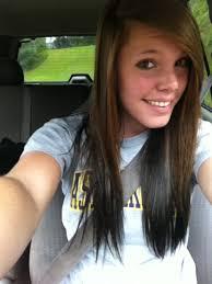 dark hair underneath light on top light medium brown hair hairstyle for women man