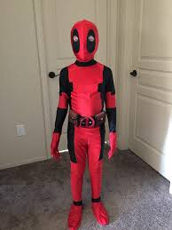 Halloween Costumes Deadpool Compare Prices Costumes Deadpool Kids Shopping Buy