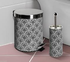 Bathroom Waste Basket by Earth Alone Earthrise Book 1 Toilets Models And Brush Set