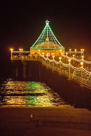 manhattan beach pier lighting 2017 photos 2017 manhattan beach holiday open house and pier lighting
