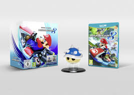 photos of the european mario kart 8 limited edition pre order