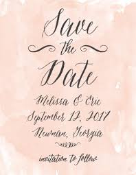 online save the date no photo save the date cards match your color style free