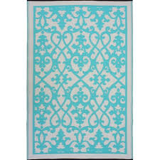 Outdoor Cer Rug Turquoise Plastic Outdoor Rug Patio Rug Indoor Outdoor
