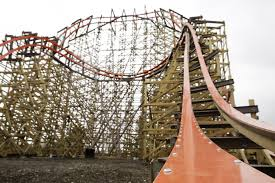 Six Flags Ct New Goliath Coaster At Six Flags A Physics Lesson Chicagotribune