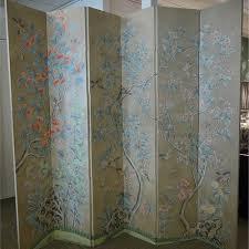 gracie handpainted wallpaper custom furniture asian art