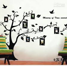 wall decor stickers cheap new black photo memory tree wall sticker wall decor stickers cheap new black photo memory tree wall sticker fashion wall decals home best model