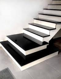 treppe belegen betontreppen mit treppenstufen aus naturstein granit marmor