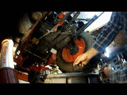 how to change the hydraulic fluid differential fluid filters on