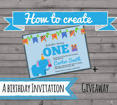Create Your Own Invitation Cards How To Create An Invitation The Best Ideas For Kids
