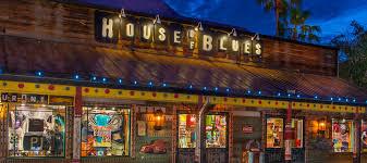 Disney Springs Map House Of Blues Disney Springs