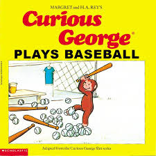 curious george plays baseball alan shalleckmargret rey