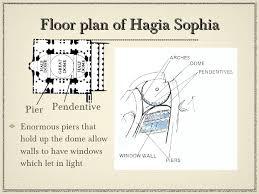 floor plan of hagia sophia byzantine part 2