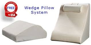 wedge bed pillows wedge pillow bed wedge pillow