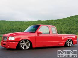 Ford Ranger Truck Recall - 2001 ford ranger custom ford trucks mini truckin u0027 magazine