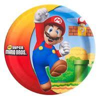 Super Mario Decorations Party Supplies Shop By Themes Super Mario Brothers Thepartyworks