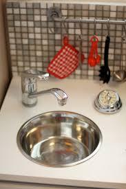 Kitchen Sink Play Small Friendly Diy Modern Play Kitchen
