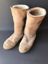 womens moccasin boots size 11 minnetonka winter zip boots for ebay