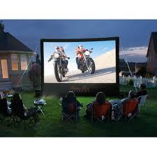 outdoor movie night package differrentals