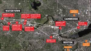 Boston Marathon Route On Google Maps timeline 2 jpg