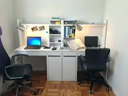 2 desk home office 2 person home office size a 2 person home office desk welcome to new