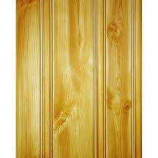 shop 47 75 in x 7 98 ft beaded pine canyon hardboard wall panel at