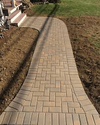 Pictures Of Stone Walkways by Paver Stone Patios Walkways Sidewalks Walls And Porches