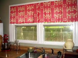how to make your own kitchen curtains curtains awesome how to make kitchen curtains kitchen valance