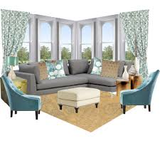 Living Room Corner Table by Corner Window Living Room Polyvore