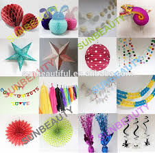 new year items china traditional paper decoration for new year