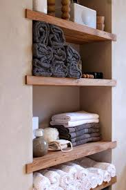 Bathroom Storage Cabinets Wall Mount Wall Storage For Bathroom9 Clever Towel Storage Ideas For Your