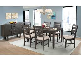 Paula Deen Dining Room Table by Elements Dining Room Table And 4 Side Chairs Dsw150dt 100sc