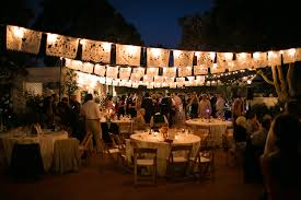 Decorative Wedding House Flags Real Wedding Love Under The California Sun Two Bright Lights